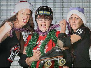 Derby teams roll in festive clash