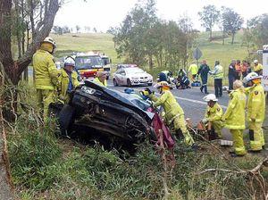 High-speed crash kills three
