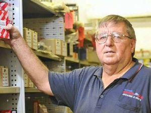 Shortage hits small business