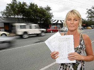 Petition seeks Mons Rd crossing