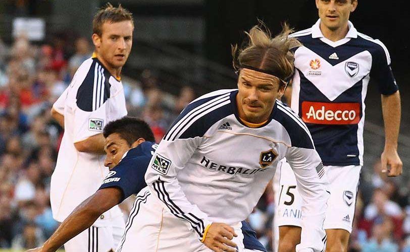 New All White Dan Keat says David Beckham (pic) is a
