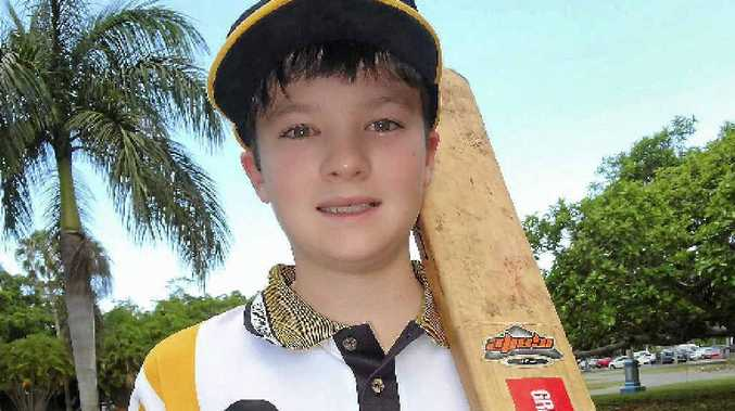 Liam Landrigan will be looking for runs and wickets in the national schoolboys cricket championships in January.