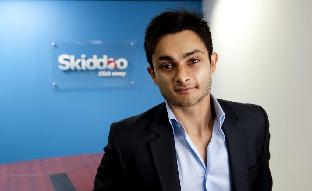Mirza Juddani in his Sydney office.