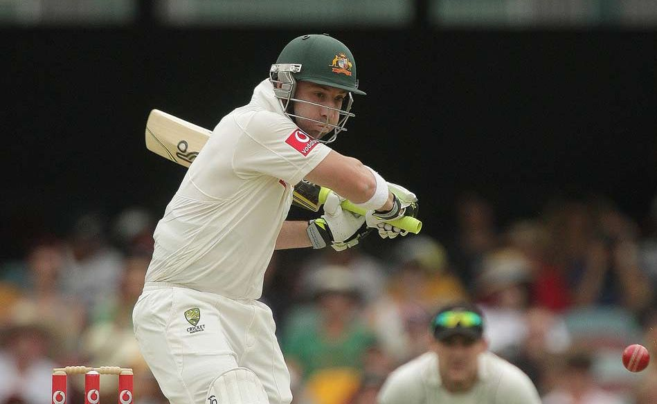 His spirit lives on: India all-out for 408 -- Phillip Hughes was the 408th player to represent Australia in Test cricket, and 408 was the big number printed in the Adelaide Oval outfield in his memory in the first Test last week.
