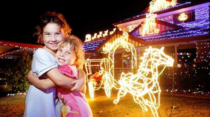 If you have decked your house out in fairy lights in the spirit of Christmas, you still have time to enter.