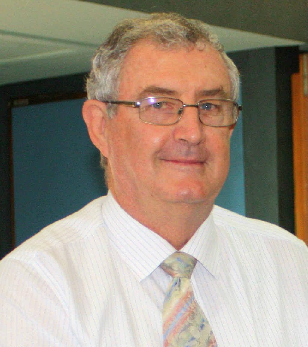 Gympie Regional Council mayor, Ron Dyne.