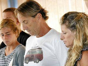 Heartbreak over loss of foster son