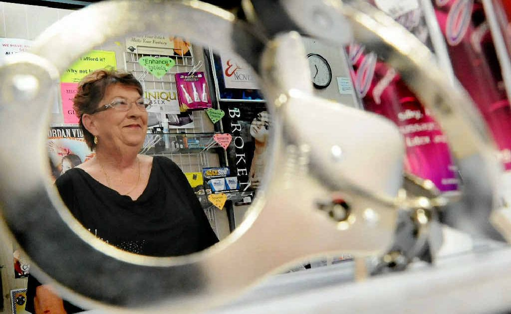 Into Love owner Lorraine Kidd has been in the industry for 30 years.