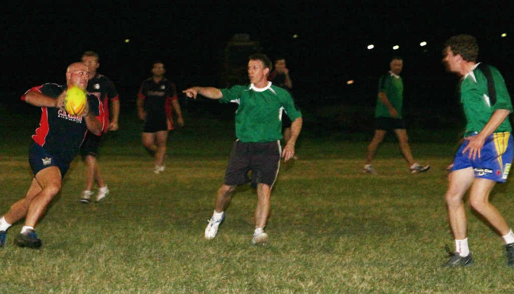 Fellow players, families and those keen to see a good game came to the touch finals held last Friday and Monday.