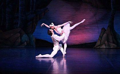 Queensland Ballet's Swan Lake.