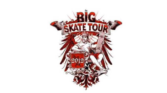 It's been 10 years since Big Day Out has been able to do the skate tour as part of its regular shows and to celebrate 20 years of BDO, the skate show is back for 2012.