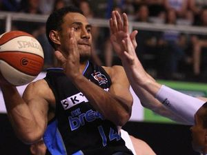 Breakers show Blaze who's boss