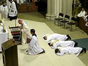 New priests ordained