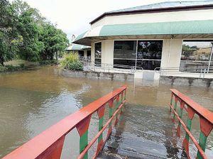 Flash flood hits Pialba