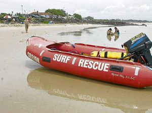 Search fails to find swimmer