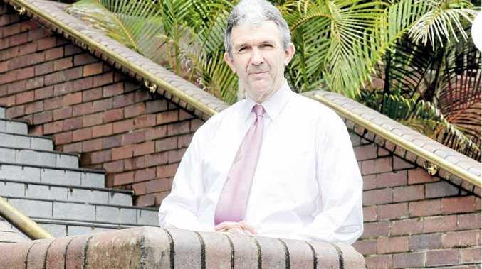 Glenn Roff, principal at St John's College, Woodlawn, is retiring.