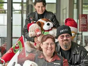 Toy run crew celebrate 25th event