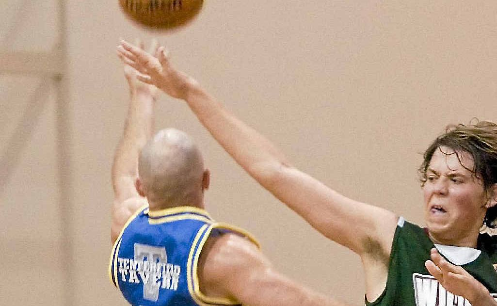Declan Starasts for Warwick Wildcats was awarded Player of the Game in the Regional Basketball League grand final against Tenterfield Bullets at Downlands Indoor Sports Complex on Saturday.