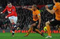 Manchester United v Wolverhampton Wanderers.