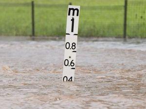 Flash flooding worry for region