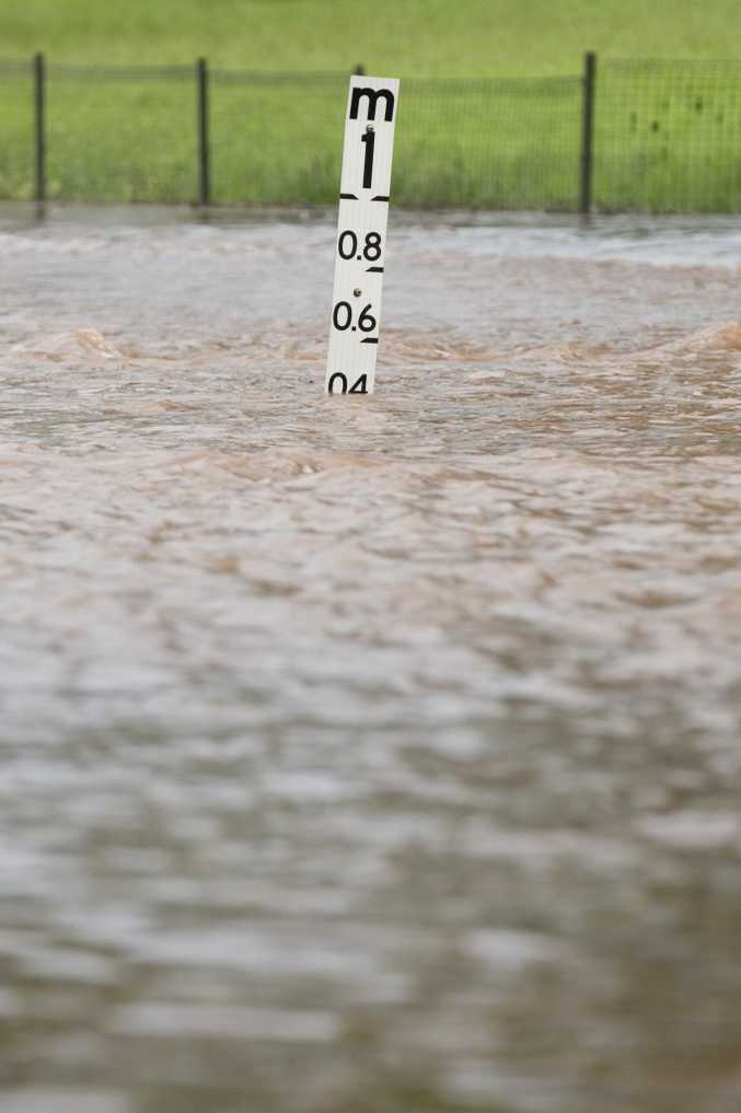 There is a possibility of localised flash flooding for the Northern Rivers.