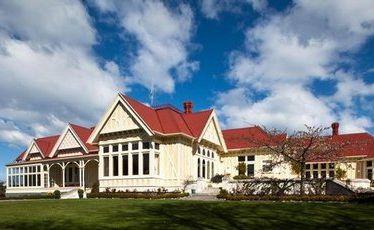 Pen-y-bryn Lodge in Oamaru.