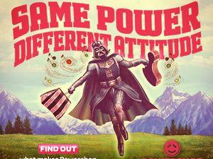 Darth Vader's legal blunder