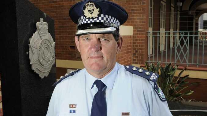 Inspector Terry Kajewski.