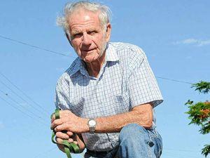 Retiree shaken by dog attack