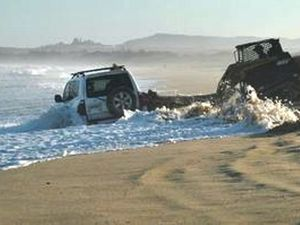 Don't let the tide wreck your ride