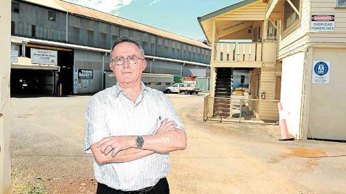 Long Service: Executive Chairman Colin Stitt is preparing to retire from Bundaberg Sugar.
