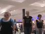 Choir 'flash mob' thrills Gympie