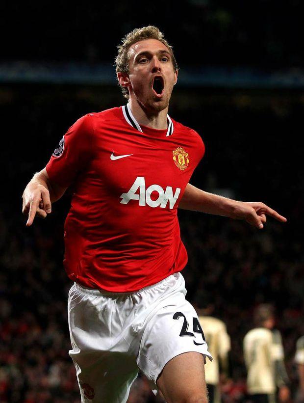 Darren Fletcher.