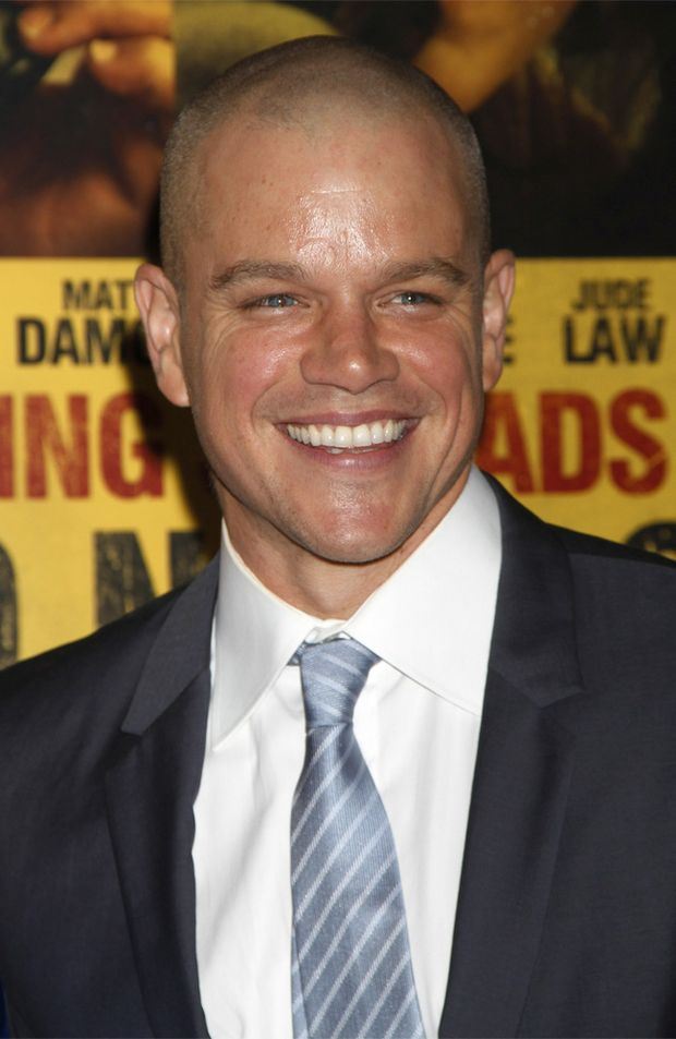 Matt Damon stars in We Bought a Zoo.