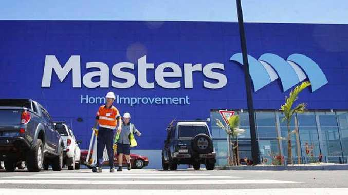 A Masters Home Improvement mega-store is opening in Toowoomba soon.