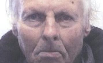 Have you seen this man? Walter Johnson, 72, went missing in the Buccarumbi area on Monday.