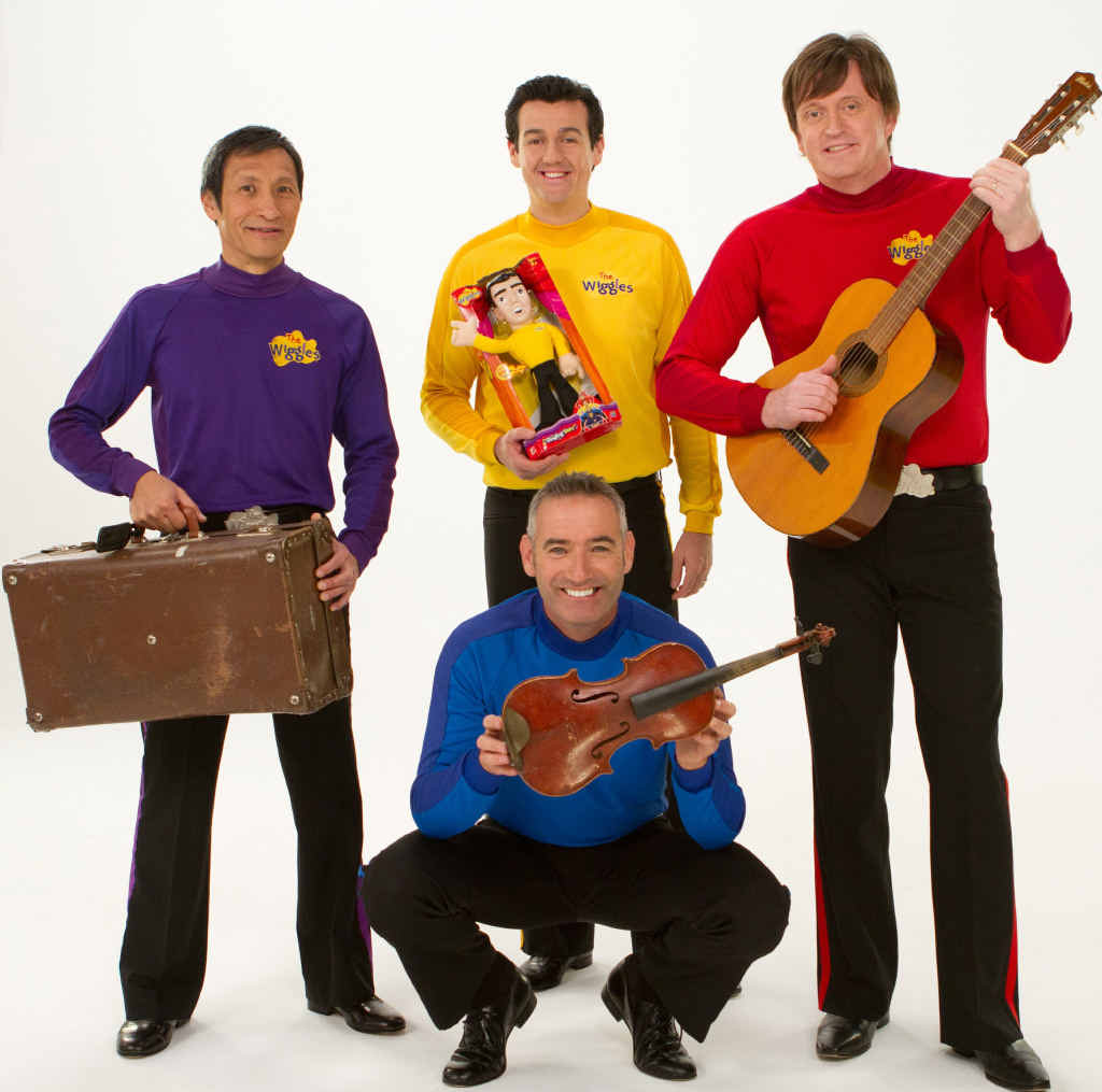 FUN TIME: Flight Centre and Escape Travel have partnered with the The Wiggles to offer a series of exclusive family holidays in Australia.