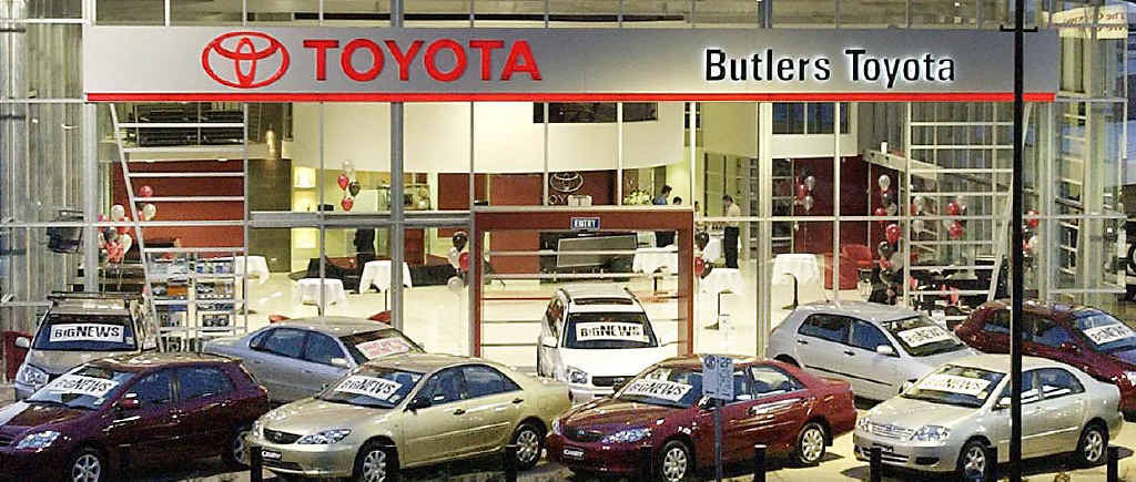 Butlers Toyota has been sold in a deal rumoured to be worth up to $30 million.