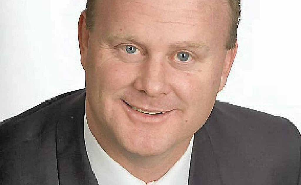 Warwick Cricket Association president Colin O'Brien.