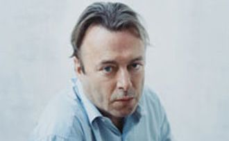 The late Christopher Hitchens (1949 - 2011)