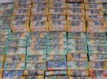 Missing $100 notes may be funding criminal activity