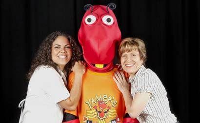 Producer Julie McAllan will have her preschool themed program shown on national TV.