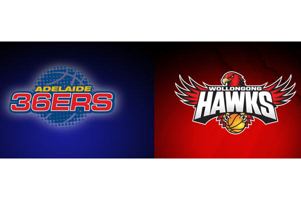 Both sides struggled to penetrate some rigid defence early, but the 36ers were first to break the stalemate with Simpson and Johnson leading the way.
