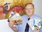 Hinkler MP Paul Neville's latest cards showcase the artwork and talent of Janine Hunt.