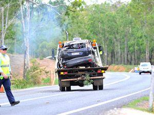 Horror weekend on roads