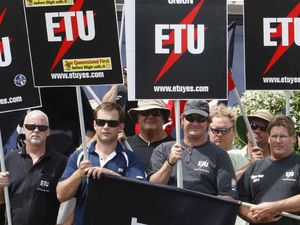 Nolan facing shock from ETU