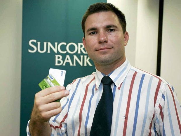Suncorp Bank regional general manager for Central Queensland Troy Constance warns overseas travellers to be careful with their finances.