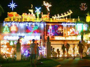 INTERACTIVE MAP Christmas lights across Rocky and coast & Latest christmas lights articles | Topics | Rockhampton Morning ... azcodes.com