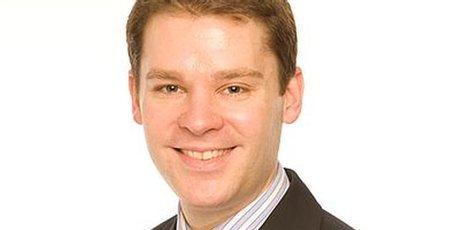 Kiwi-born UK Conservative MP Aidan Burley.