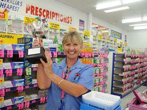 Myra tops pharmacy awards